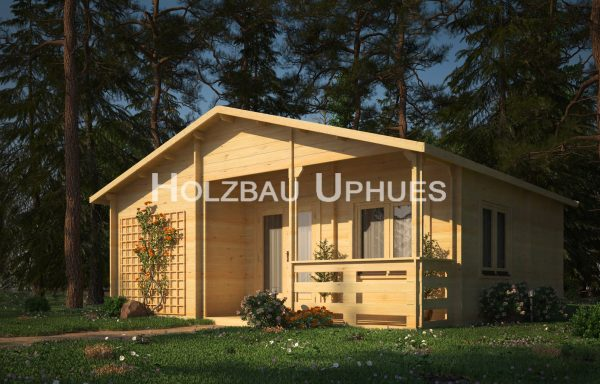 Gartenhaus Van