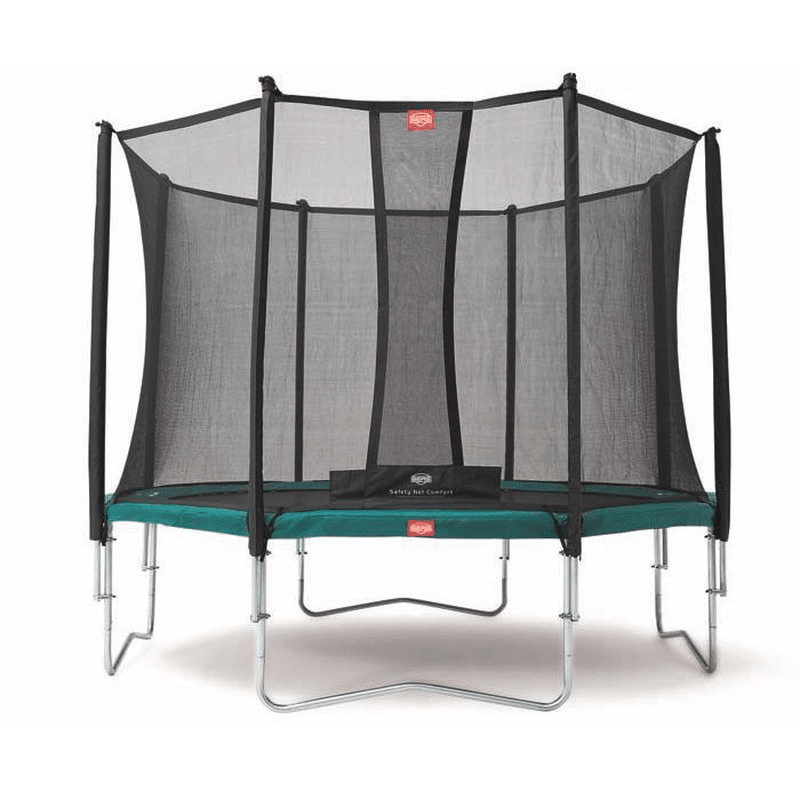 berg-favorit-trampolin-mit-sicherheitsnetz-uphues